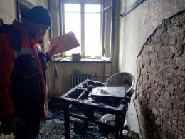 У центрі Чернівців стався вибух в багатоповерхівці