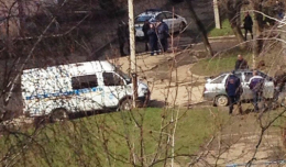 У Чернівцях поліція шукала вибухівку в залишеному пакеті у Садгорі