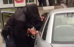У Чернівцях затримали п'яного водія, який виїхав на зустрічну смугу й намагався втекти