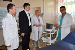 Для лікарні на Буковині закупили нове обладнання на 600 тисяч гривень