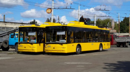 У Чернівцях тролейбуси купуватимуть за бюджетні кошти