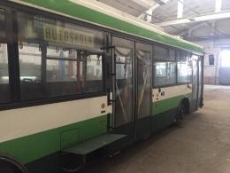 До Чернівців доставили ще три «вживані» тролейбуси Skoda (фото)