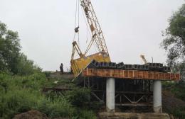 Міст-довгобуд у Сторожинці обіцяють завершити у цьому році
