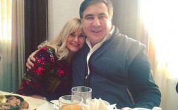 Міхеіл Саакашвілі приїхав до Чернівців