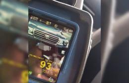 У Чернівцях водій джипа перевищив швидкість та намагався втекти