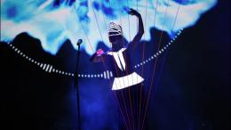 У Чернівцях на Кобилянській з'явиться лазерна арфа (фото)