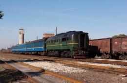 Залізничну станцію у Новоселиці закривають для розвантаження товарів через нерентабельність (відео)