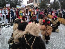 У Вашківцях на Буковині святкують Маланку (фото)