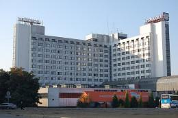Туркомплекс «Черемош» у Чернівцях