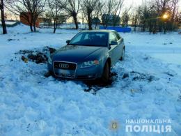 """На Буковині затримали злодія, який з подвір'я викрав """"Audi"""""""