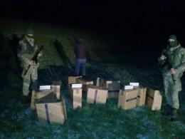 На Буковині затримали одного із контрабандистів, які втікали