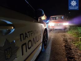 На Буковині за кілька хвилин знайшли вкрадений автомобіль