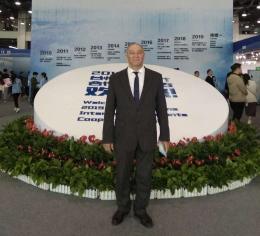 Науковець із Чернівців став переможцем конкурсу талантів у Китаї