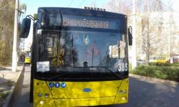 У Чернівцях протестували новий тролейбусний маршрут №9