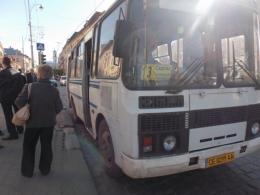У Чернівцях жителі Садгори перекриють Галицький шлях, якщо влада не вирішить проблеми з маршруткою № 13 (відео)