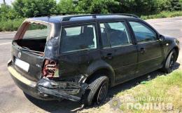 Стали відомі подробиці аварії у Чернівцях, в якій постраждав мотоцикліст