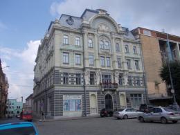 Палац культури у Чернівцях