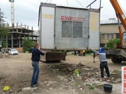 Інспекція благоустрою у Чернівцях демонтувала дев'ять МАФів