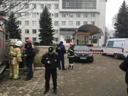У поліції Буковини розповіли про гранату, яка вибухнула у приміщенні ДФС та версію її появи
