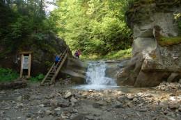 На Буковині Смугарівські водоспади знову приваблюють туристів