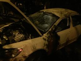 У Чернівцях легковик «Шкода» на швидкості врізався у дерево (фото)