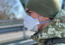 На Буковині лікуються двоє військових хворих на коронавірус