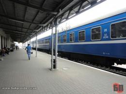 З Чернівців скасували ще два потяги