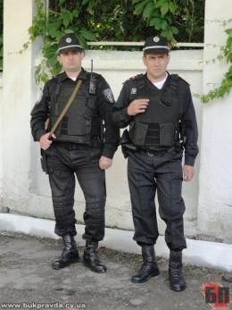 В Кіцмані завдяки сигналізації затримали 30-річного крадія