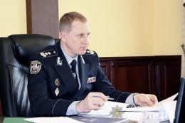 За три місяці цього року поліція викрила 109 ОЗГ – В'ячеслав Аброськін (фото)