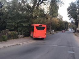 Переповнена маршрутка у Чернівцях потрапила у ДТП