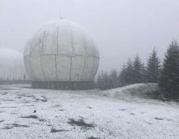 У горах Буковини уже є сніг (фото)
