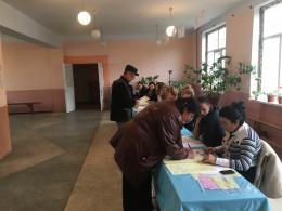 На Буковині спостерігачі фіксують низьку активність виборців