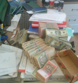 Податківці у Чернівцях ліквідували незаконний конвертаційний центр