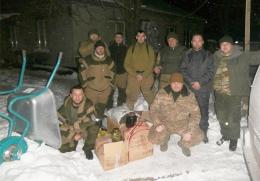 Глибоцькі волонтери відправили допомогу в зону АТО (фото)