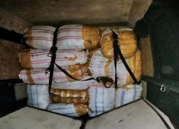 У Порубному виявили сховок з контрабандним товаром та прилади розвідки (фото)