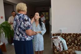 У Чернівцях дружина загиблого героя АТО народила донечку (фото)