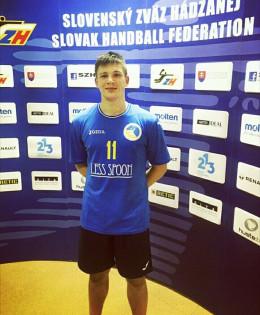 Спортсмен з Буковини забив 11 м'ячів на чемпіонаті світу з гандболу