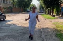 У Чернівцях стартував самовільний ремонт вулиці Щербанюка (відео)