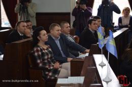 Чернівецька міська рада не змогла подолати вето мера