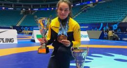 Чернівчанка Тетяна Гринько стала чемпіонкою з джиу-джитсу серед патрульних поліцейських