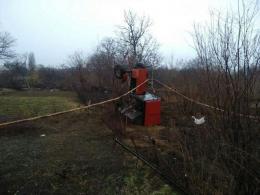 У Чернівцях поблизу Калинки перекинувся трактор