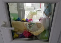 На Буковині в пологовий підкинули немовля