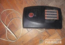 Поліція викрила крадія електроприладів з лікарні у Чернівцях