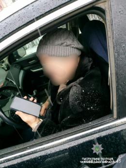 У Чернівцях патрульні склали п'ятий протокол на водія «під кайфом»