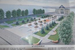 Проекти капітального ремонту Тетральної площі
