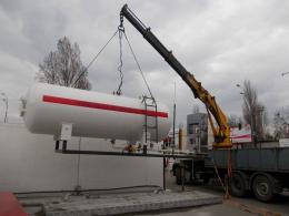 Прокуратура оскаржила узаконення будівництва автогазового заправного пункту на території Чернівців
