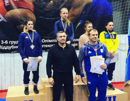 Борчиня з Чкрнівців стала переможницею кубку України