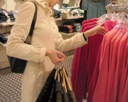 Чернівчанка вкрала сукню за майже дві тисячі гривень