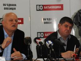 Максим Бурбак і Микола Федорук