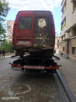Чернівецького водія вдруге піймали за керуванням авто «під кайфом» (фото)